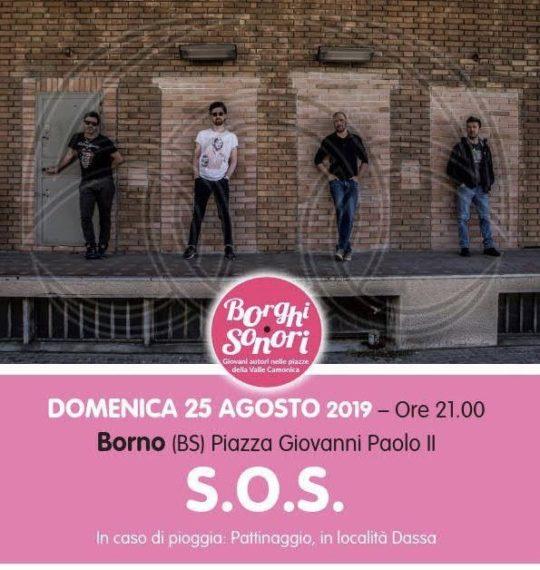Borghi Sonori 2019 SOS